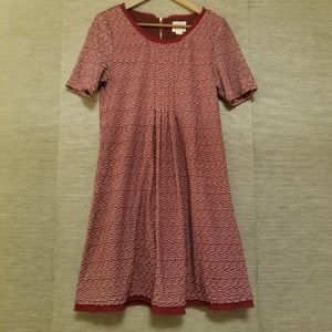 Anthropologie Dresses - Maeve Dora Textured Dress with exposed back zipper